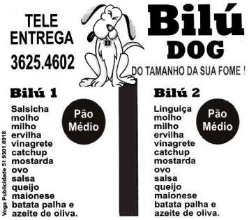 Bilú Dog Capão Da Canoa RS Foto 6