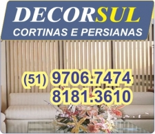 DecorSul Cortinas e Persianas