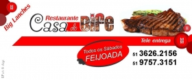 Restaurante Casa do Bife e Lancheria