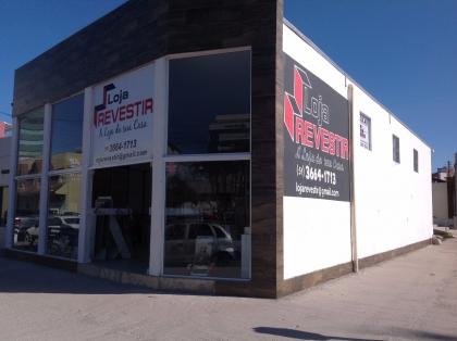 Loja Revestir Pisos e Azulejos Torres RS Foto 1