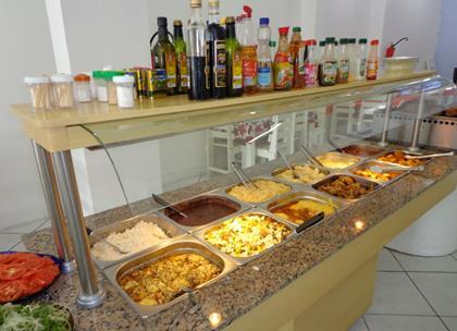 Restaurante Espaço Raro Torres RS Foto 3