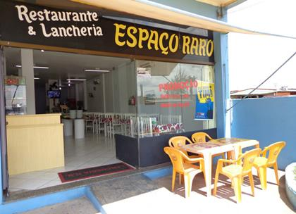 Restaurante Espaço Raro Torres RS Foto 1