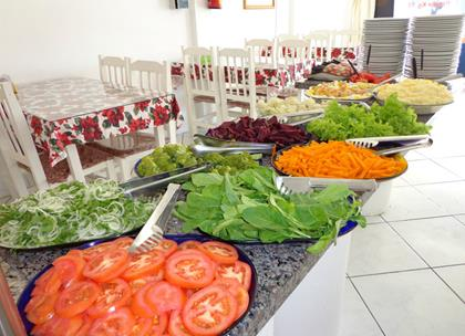Restaurante Espaço Raro Torres RS Foto 4