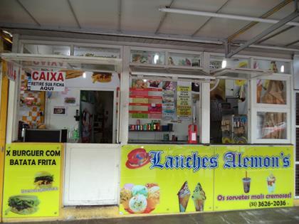 Lanches Alemons Torres RS Foto 2