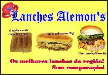 Lanches Alemons Torres RS Foto 6