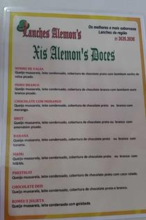 Lanches Alemons Torres RS Foto 12