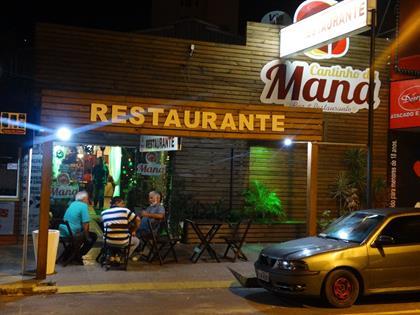 Bar e Restaurante Cantinho da Mana Torres RS Foto 1