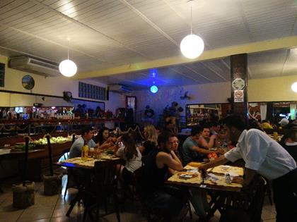 Bar e Restaurante Cantinho da Mana Torres RS Foto 4