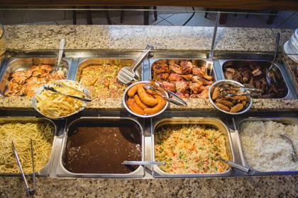 Bar e Restaurante Cantinho da Mana Torres RS Foto 8