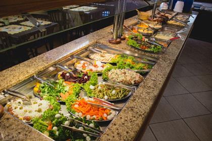 Bar e Restaurante Cantinho da Mana Torres RS Foto 6
