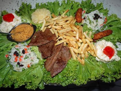 Bar e Restaurante Cantinho da Mana Torres RS Foto 11
