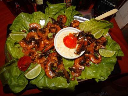 Bar e Restaurante Cantinho da Mana Torres RS Foto 10