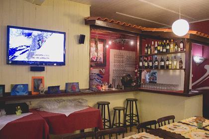 Bar e Restaurante Cantinho da Mana Torres RS Foto 18