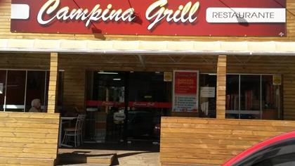 Restaurante Campina Grill Torres RS Foto 1
