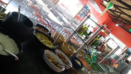 Restaurante Campina Grill Torres RS Foto 4