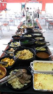 Restaurante Campina Grill Torres RS Foto 3
