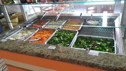 Restaurante Campina Grill Torres RS Foto 6