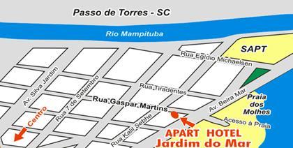 Hotel Jardim do Mar Torres RS Foto 18