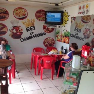 Rei do Churrasquinho Torres RS Foto 5