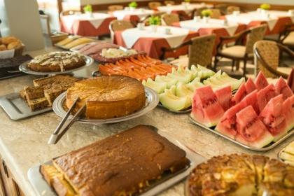Restaurante Mirador anexo ao Dunas Praia Hotel Torres RS Foto 8