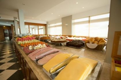 Restaurante Mirador anexo ao Dunas Praia Hotel Torres RS Foto 7