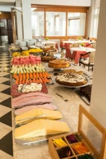 Restaurante Mirador anexo ao Dunas Praia Hotel Torres RS Foto 9