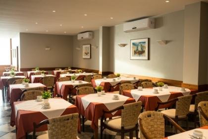 Restaurante Mirador anexo ao Dunas Praia Hotel Torres RS Foto 16