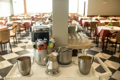 Restaurante Mirador anexo ao Dunas Praia Hotel Torres RS Foto 15