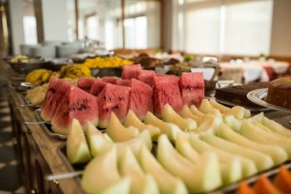 Restaurante Mirador anexo ao Dunas Praia Hotel Torres RS Foto 11
