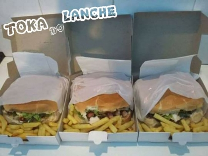 Lancheria ToKa do Lanche Delivery Torres RS Foto 2