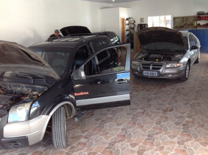 Auto Elétrica Eletro Ar ar condicionado automotivo Torres RS Foto 3