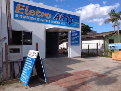 Auto Elétrica Eletro Ar ar condicionado automotivo Torres RS Foto 2