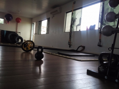 Treinamento Funcional Antogda de Paula Personal Trainer Torres RS Foto 6