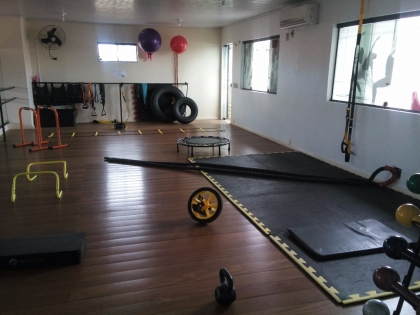 Treinamento Funcional Antogda de Paula Personal Trainer Torres RS Foto 14