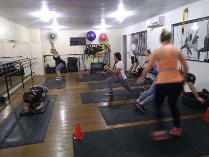 Treinamento Funcional Antogda de Paula Personal Trainer Torres RS Foto 2