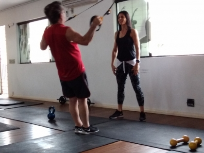 Treinamento Funcional Antogda de Paula Personal Trainer Torres RS Foto 3