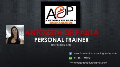 Treinamento Funcional Antogda de Paula Personal Trainer Torres RS Foto 4