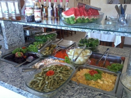 Restaurante Cantinho do Rio Passo De Torres SC Foto 3