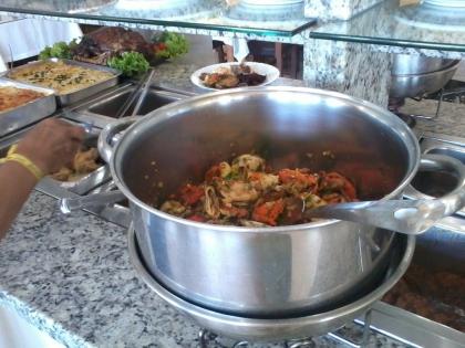 Restaurante Cantinho do Rio Passo De Torres SC Foto 7