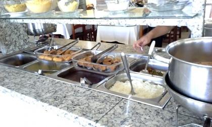 Restaurante Cantinho do Rio Passo De Torres SC Foto 11