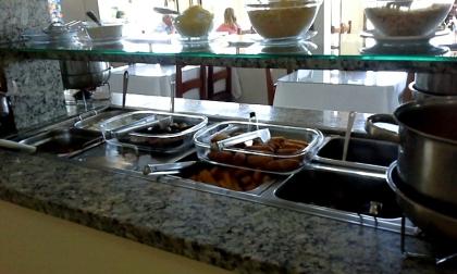 Restaurante Cantinho do Rio Passo De Torres SC Foto 13