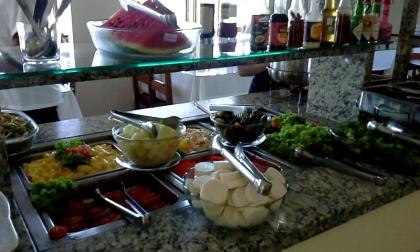 Restaurante Cantinho do Rio Passo De Torres SC Foto 10