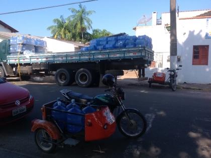 Sassá Água Mineral e Gás tele entrega disk gás Sombrio SC Foto 3